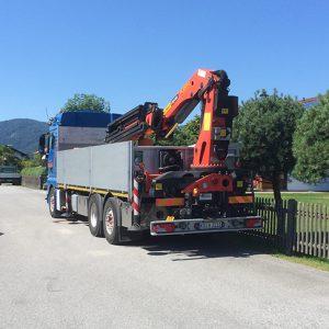 Werner Wachenfeld Spezialtransporte