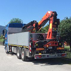 Spezial-Kranwagen-Transporte